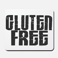 Gluten Free 1.3 (Charcoal) Mousepad