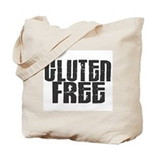 Gluten Free 1.3 (Charcoal) Tote Bag