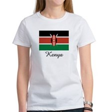 Kenya Flag Tee