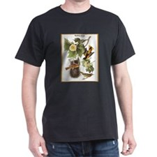 Audubon Northern Oriole Birds (Front) T-Shirt