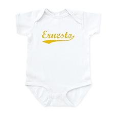Vintage Ernesto (Orange) Infant Bodysuit