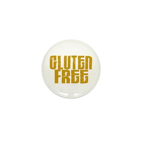 Gluten Free 1.4 (Mustard) Mini Button (100 pack)