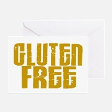 Gluten Free 1.4 (Mustard) Greeting Card