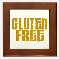 Gluten Free 1.4 (Mustard) Framed Tile