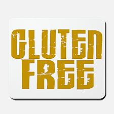 Gluten Free 1.4 (Mustard) Mousepad