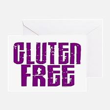 Gluten Free 1.5 (Grape) Greeting Card