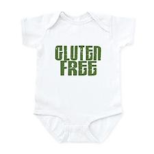 Gluten Free 1.6 (Dark Sage) Infant Bodysuit