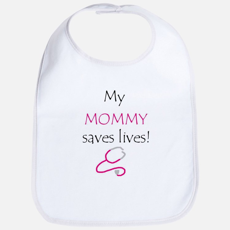 Mommy saves lives! BIB
