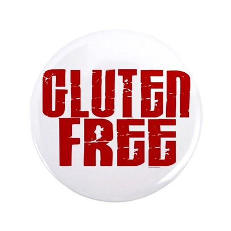 """Gluten Free 1.8 (Cinnamon) 3.5"""" Button (100 pack)"""