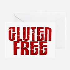 Gluten Free 1.8 (Cinnamon) Greeting Card