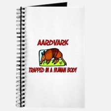 Aardvark trapped in a human body Journal