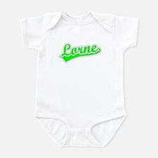 Retro Lorne (Green) Infant Bodysuit