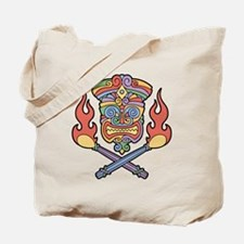 Cali Con Tiki Tote Bag