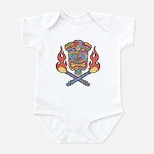 Cali Con Tiki Infant Bodysuit