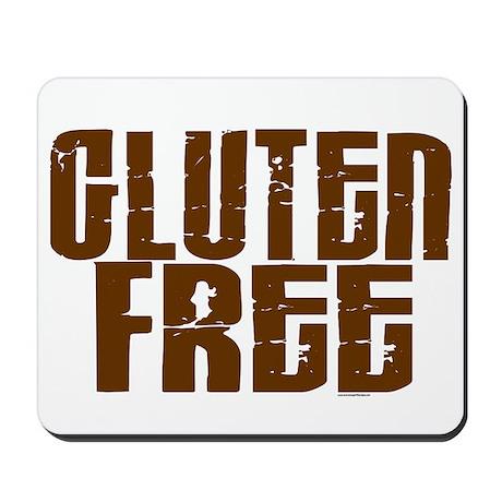 Gluten Free 1.9 (Chocolate) Mousepad