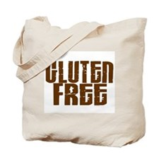 Gluten Free 1.9 (Chocolate) Tote Bag