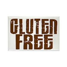 Gluten Free 1.9 (Chocolate) Rectangle Magnet