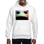 Cookie Monster eats Hooded Sweatshirt