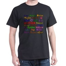 Mother in Many Languages T-Shirt