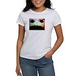 Cookie Monster eats Women's T-Shirt