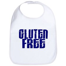 Gluten Free 1.10 (Indigo) Bib