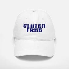 Gluten Free 1.10 (Indigo) Baseball Baseball Cap
