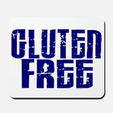 Gluten Free 1.10 (Indigo) Mousepad