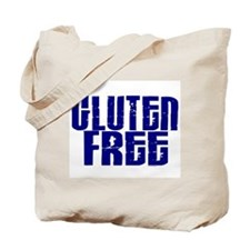 Gluten Free 1.10 (Indigo) Tote Bag