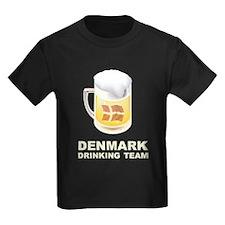 Denmark Drinking Team T