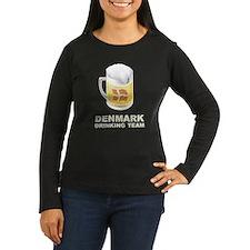 Denmark Drinking Team T-Shirt