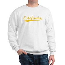 Vintage Estefania (Orange) Sweater