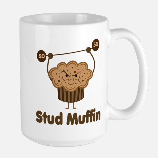 Stud Muffin Large Mug