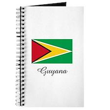 Guyana Flag Journal
