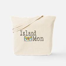 Island Mon - Tote Bag