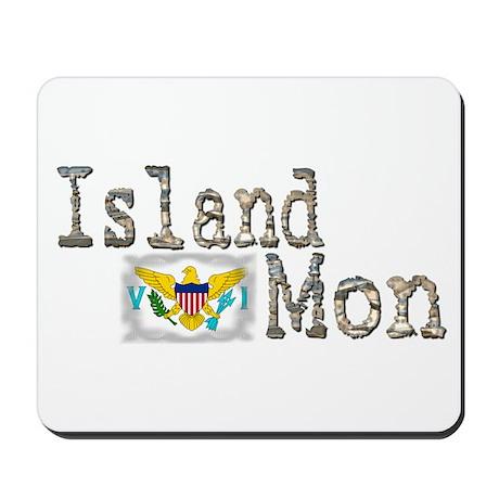 Island Mon - Mousepad