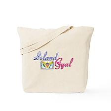 USVI Island Gyal - Tote Bag