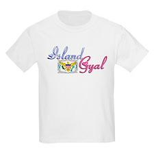 USVI Island Gyal - T-Shirt