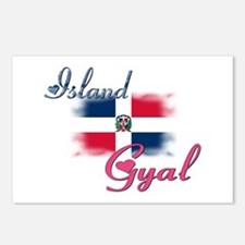Island Gyal - Dominica Postcards (Package of 8)