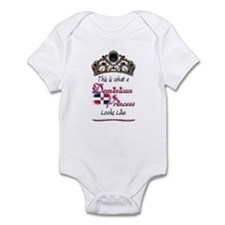 Dominican Princess - Infant Bodysuit