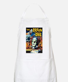 Brain That Wouldn't Die BBQ Apron