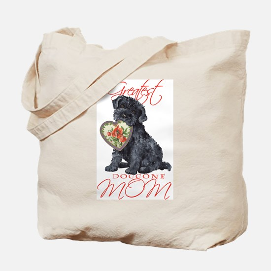 Kerry Blue Mom Tote Bag