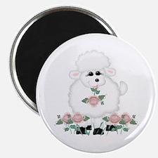 Bo Peep's Sheep Magnet