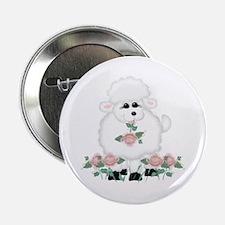 Bo Peep's Sheep Button