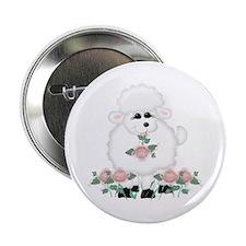 "Bo Peep's Sheep 2.25"" Button (10 pack)"