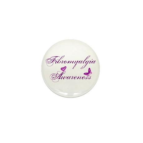 Fibromyalgia AwarenessMini Button
