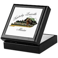 Kentucky Louisville Mission Keepsake Box