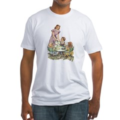 1940's Drink Milk for Lunch Shirt