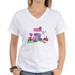 Once Upon a Time...Women's V-Neck T-Shirt