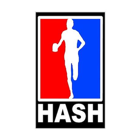 hba logo sticker