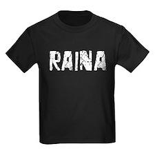 Raina Faded (Silver) T